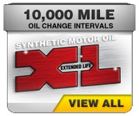Amsoil synthetic XL 10 thousand mile oils