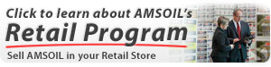 Amsoil retail shop or store account