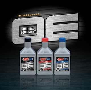 Amsoil API certified OEM drain synthetic motor oils