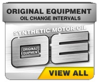 Amsoil synthetic standard drain oil per manufacturers recommendations