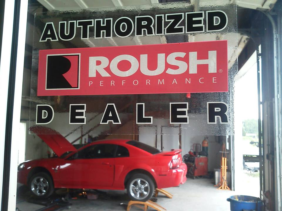 RL Racing Aithorized Roush performance parts and Amsoil oil retailer and installer