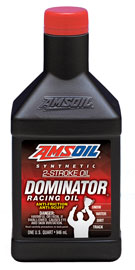 Dominator Racing Oil amsoil the-best-synthetic-2-cycle-oil two cycle oils