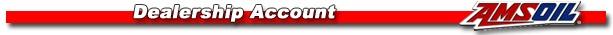 Amsoil Dealership account application