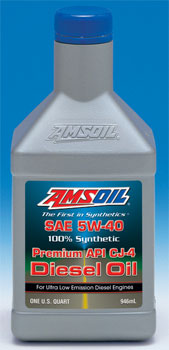 Synthetic 5W-40 Premium Diesel Oil