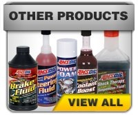 amsoil powerfoam, brake fluid, powersteering fluid, cooland boost, shock oils
